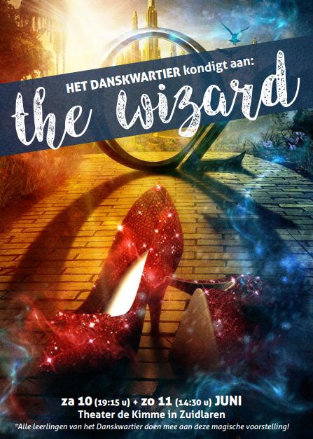 The Wizard voorstelling