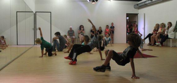 Breakdance Danskwartier